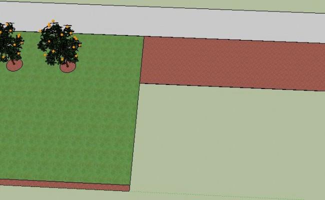 projeto jardim acabado